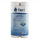 CW-F-D Culligan Comparable Whole House Sediment Water Filter by Tier1 (2-Pack)