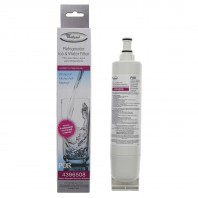4396508 (side-by-side, quarter-turn, in-the-grille) Whirlpool Refrigerator Water Filter