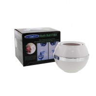 CQE-SP-00808 Crystal Quest Bath Ball Filter