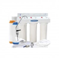 CQE-US-00320 Crystal Quest Undersink Triple Arsenic PLUS Filtration System