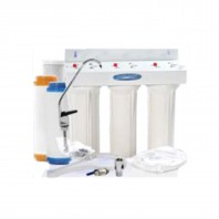 CQE-US-00324 Crystal Quest Undersink Triple Nitrate PLUS Filtration System