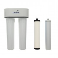 W9380050 Doulton Dual Housing and 5 micron Pre-Filter Supercarb