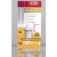 DuPont WFPTC100X Water Pitcher Replacement Cartridge High Protection