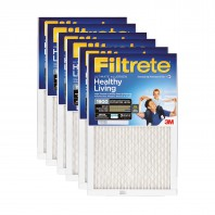 Filtrete 1900 Ultimate Allergen Filter - 12x12x1 (6-Pack)