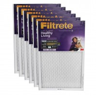 Filtrete 1500 Ultra Allergen Filter - 20x30x1 (6-Pack)