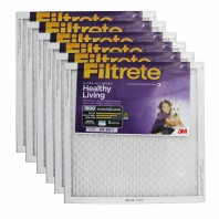 Filtrete 1500 Ultra Allergen Filter - 24x24x1 (6-Pack)