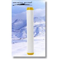 Crystal Quest 2-7/8 in x 20 in Calcite & Coconut Shell GAC Filter Cartridge