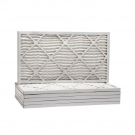 Tier1 1500 Air Filter - 12-1/2 x 24-1/2 x 1 (6-Pack)