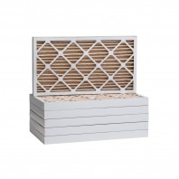 Tier1 1500 Air Filter - 16-1/2 x 21-1/2 x 2 (6-Pack)