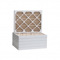 Tier1 1500 Air Filter - 20 x 22-1/4 x 2 (6-Pack)