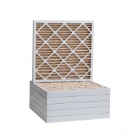 Tier1 1500 Air Filter - 21-1/4 x 21-1/4 x 2 (6-Pack)