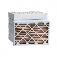 Tier1 1500 Air Filter - 12-1/2 x 24-1/2 x 4 (6-Pack)