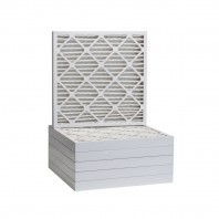 Tier1 1900 Air Filter - 21-1/2 x 21-1/2 x 2 (6-Pack)