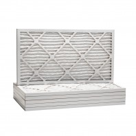 Tier1 600 Air Filter - 12-1/2 x 24-1/2 x 1 (6-Pack)