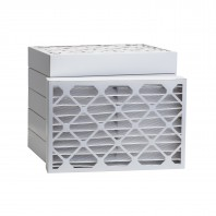 Tier1 600 Air Filter - 16-1/4 x 21-1/2 x 4 (6-Pack)