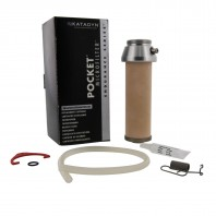 8013619 Katadyn Pocket Replacement Camping Water Filter Kit