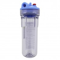 Pentek 158623 Clear 3G Filter Housing
