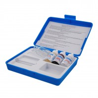 2403 Pro Products Water Hardness Field Test Kit (open)
