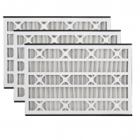 16x25x3 255649-101 & 259112-101 Trion / Air Bear MERV 11 Comparable Air Filter by Tier1 (3-pack)