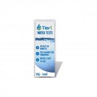 Lead Drinking Water Test Kit By Tier1