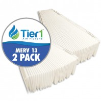 Tier1 Aprilaire #201 20 x 25 x 6 MERV 13 Comparable Replacement Filter