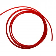 PT04-RD-0500 Tier1 Red Polyethylene Tubing