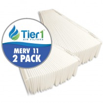 Tier1 Aprilaire #401 16 x 28 x 6 MERV 11 Comparable Replacement Filter