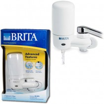 42201 Brita On-Tap FF-100 Faucet Filter System - White