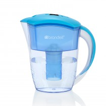 H10-B Brondell H2O+ Water Filter Pitcher (6-Cup)