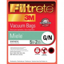 68705 Filtrete Miele G/N Vacuum Bags and Filters (5 bags / 2 filters)