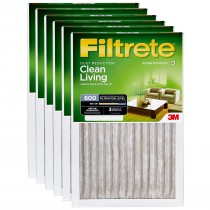 Filtrete 600 Dust and Pollen Filter - 18x24x1 (6-Pack)