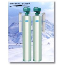Crystal Quest Steel Multi Manganese, Iron, Hydrogen Sulfide 1.5 Water Filter System