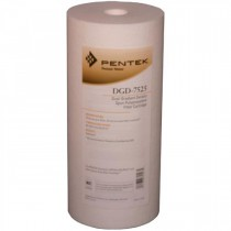 DGD-7525 Pentek Whole House Sediment Filter