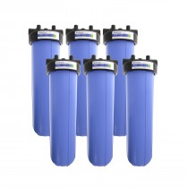 HFPP-34-PR-20 Pentek Big Blue Whole House 20 inch Filter (6-Pack)