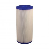 SPC-45-1020 Hydronix Comparable Pleated Sediment Water Filter (10 in x 4.5 in, 20 Micron) by Tier1