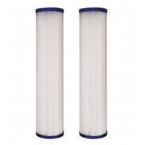 WFPFC3002 DuPont Universal Whole House Pleated Poly Filter Cartridge (2-Pack)