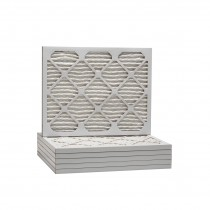 20x22x1 Merv 11 Universal Air Filter By Tier1 (6-Pack)
