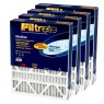 3M Filtrete 1550 Allergen Reduction Air Filter - 20x25x4 (4-Pack)