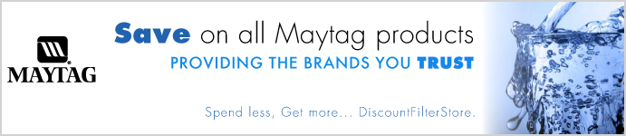 Maytag Products from DiscountFilterStore.com
