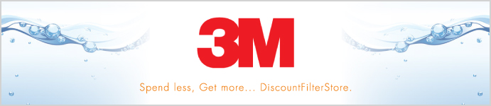 Save on 3M Water Filters at DiscountFilterStore.com