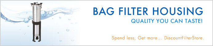 Save on Bag Filter Housing at DiscountFilterStore.com