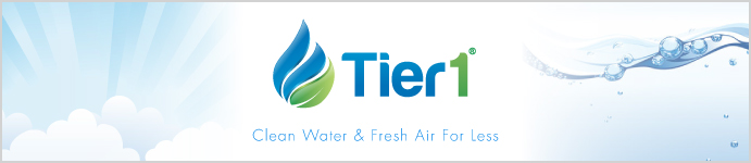 Save on Tier1 Refrigerator Filters, Water Filters, Air Filters, Pool and Spa Filters and Accessories at Discountfilterstore.com