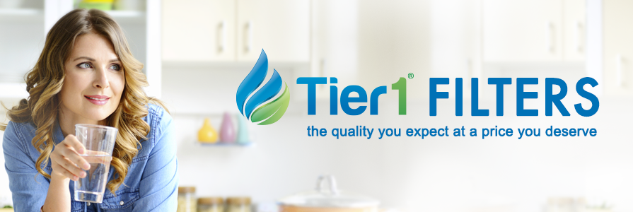 Water Filters & Air Filters by Tier1