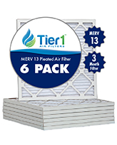 Tier 1 MERV 13 Pleated Filter